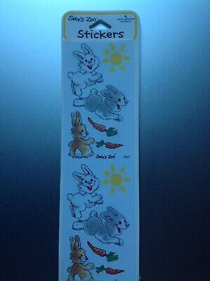 suzys zoo modules  stickers