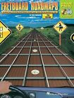 Fretboard Roadmaps: Essential Guitar Patterns That All the Pros Know & Use by Fred Sokolow (Mixed media product, 2011)