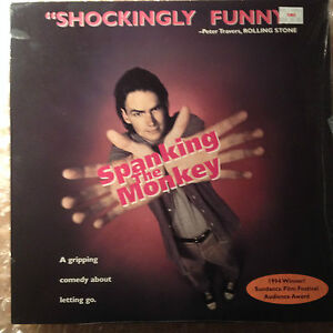 """Details about  Spanking The Monkey  12"""" LaserDisc  Buy 6 for free shipping"""