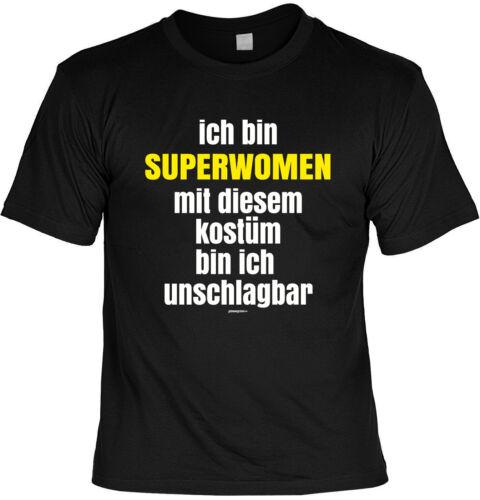 Lustige Karneval T-Shirts Frauensprüche Sprüche Motive Fasching Karnevalkostüm