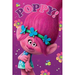 Trolls-Poppy-POSTER-61x91cm-NEW-Princess