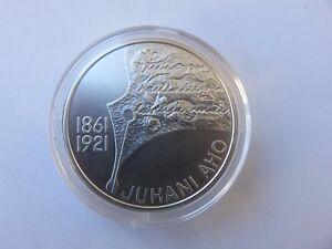 FINLANDE -  10 Euro - 2011 JUHANI AHO  (TIRAGE 8.000) BU