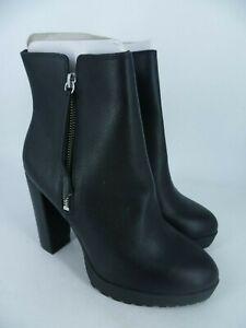 H\u0026M Ladies high Heeled Black Ankle