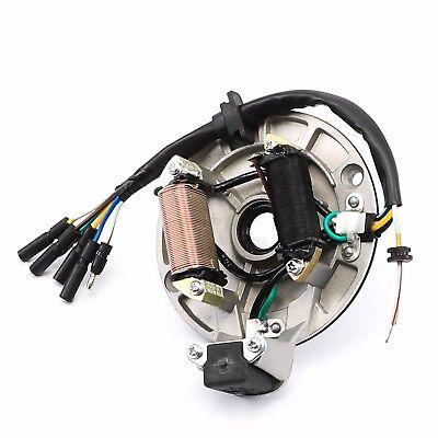 ATV Quad STATOR IGNITION MAGNETO Motorcycle 125cc CRF XR50 SDG SSR Dirt Pit Bike