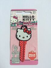 Hello Kitty Blank KW House Key KW1 KW10 KW11 Girls Painted Pink Red