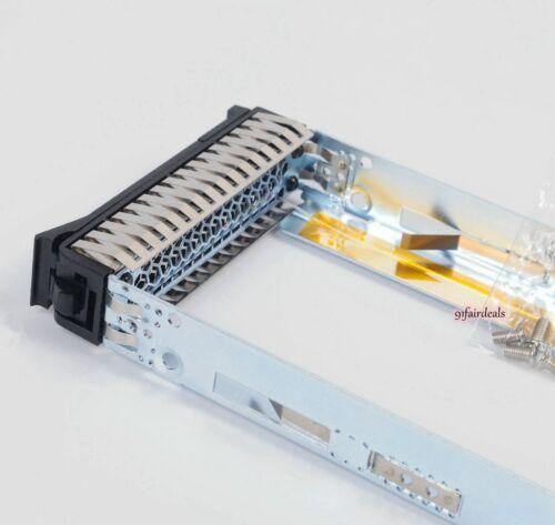 """4PCS//lot 00E7600 2.5/"""" SAS//SATA HDD Tray Caddy for IBM X3850 X3950 X3250 X6 M5"""