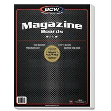 """200 CSP COLLECT*SAVE*PROTECT 7.25/"""" Comic RESEALABLE Bags AND Silver 7/"""" Boards"""