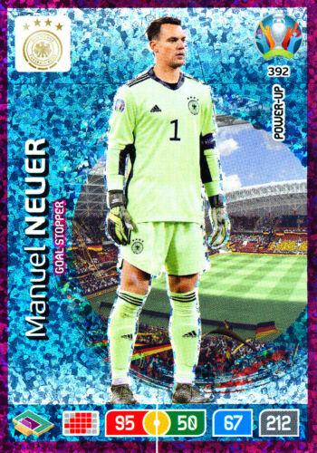 Panini Adrenalyn XL UEFA Euro 2020 manuel neuer Alemania Goal Stopper