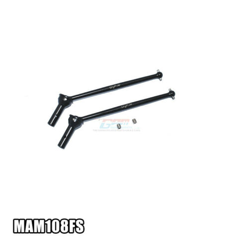 #45 steel front//rear CVD drive shaft joint for ARRMA-1//7 4WD MOJAVE 6s