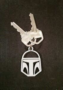 Key Chain Star Wars Key Fob The Mandalorian Baby Yoda