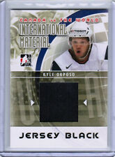 11/12 ITG CANADA VS THE WORLD KYLE OKPOSO #17 INTERNATIONAL MATERIAL JERSEY USA