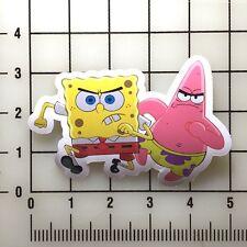 "Spongebob Squarepants Patrick 5"" Wide Color Vinyl Decal Sticker BOGO"