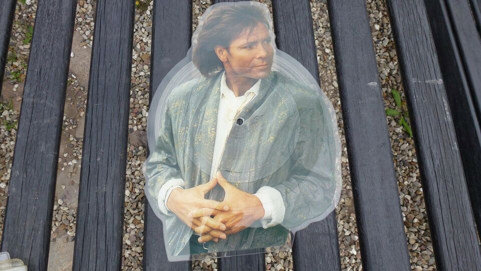 "Maxi-single 12"", CLIFF RICHARD, SOME PEOPLE / oNE TIME"