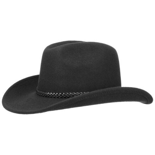 Lipodo Western Hat Women Men Hats rodeo hat cowboy hats wool