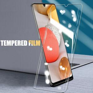 Tempered Glass For Samsung Galaxy A7 A8 A9 A5 A6 Plus A52 A72 A42 A32 A10E J7 J5