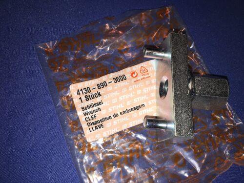 OEM STIHL chainsaw tool clutch puller 4130-890-3600 HL45 KM55 FS70 FC55 HT56