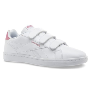 Reebok Classics Royal Complete Velcro shoes Sneakers White Pink DV5158 SZ4-12