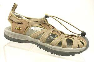 Keen-Brown-Leather-Adjustable-Waterproof-Athletic-Sport-Sandals-Women-039-s-11