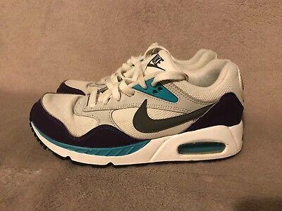 Intelligente Women's Nike Air Max Correlare In Esecuzione Scarpe Da Ginnastica Scarpa Sneakers 511417-153 Taglia 4-mostra Il Titolo Originale Distintivo Per Le Sue Proprietà Tradizionali