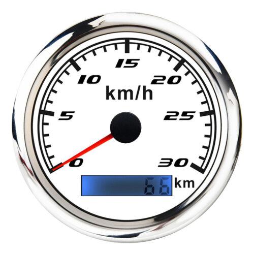 GPS Tacho Gauge Tachometeranzeige fr Boot Auto digital ...