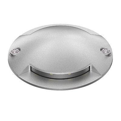 warm-weiß LED Boden-Aufbau-Leuchte Bunda 1-Beam für außen befahrbar 5er Set