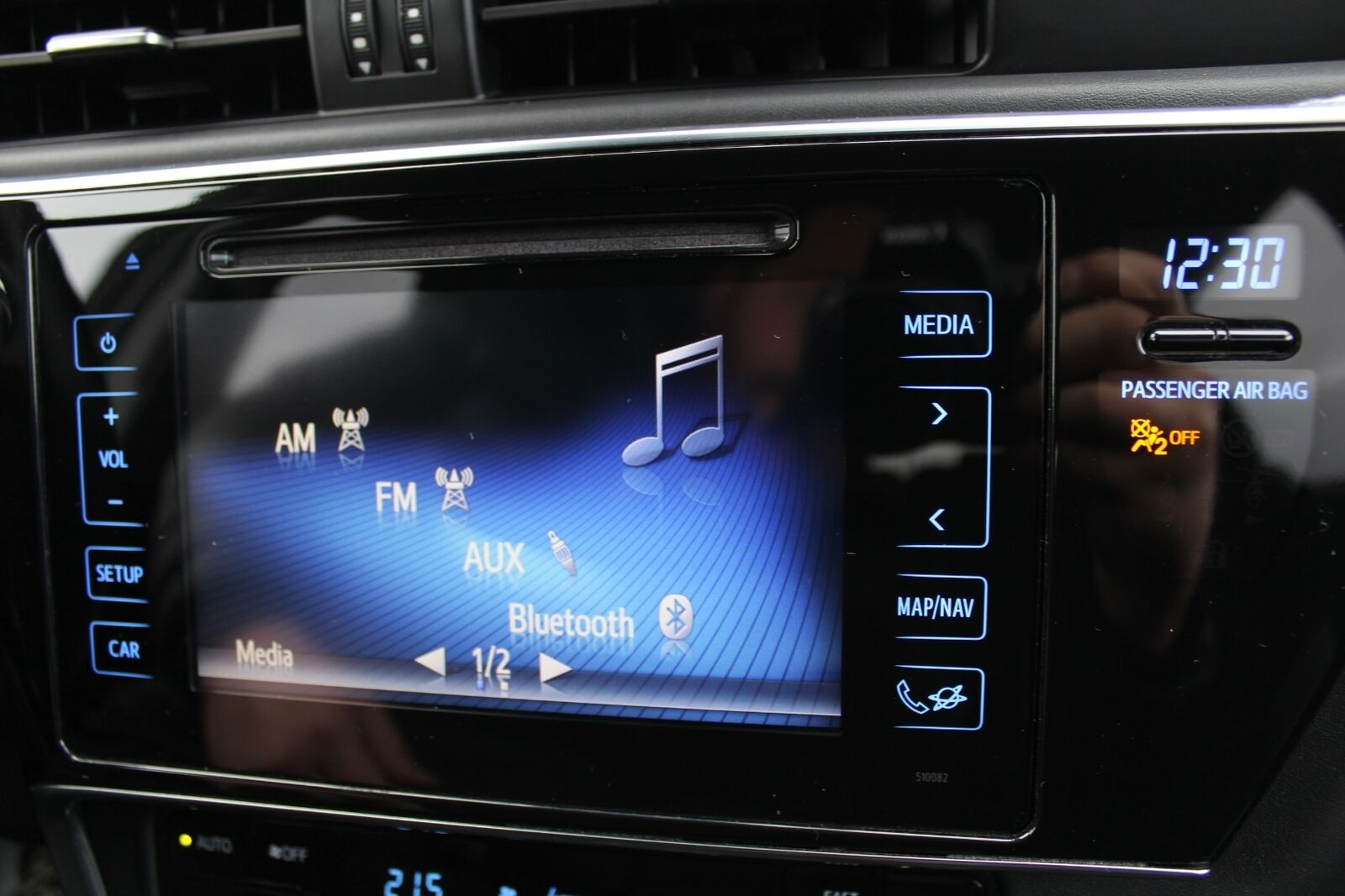 Toyota Auris 1,8 Hybrid H2 Comfort CVT - billede 7