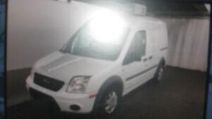 2011 Ford Transit Connect Minivan, Van--refrigerated