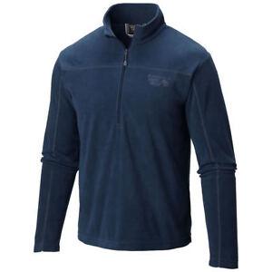 Mountain Hardwear Men's MicroChill Lite Zip T
