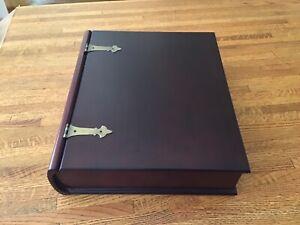 Bombay Mahogany Jewelry Keepsake Box