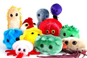 Image is loading Giant-Microbes-Plush-Fabulous-Plush-Bacteria-Viruses-BUY- 3fd658121a2d