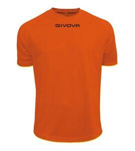 Maglia-Calcio-Sport-GIVOVA-One-Maglietta-Abbigliamento-Sportivo-Calcistico-Uo