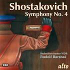 Sinfonie 4 von Rudolf Barshai,Sinfonieorchester WDR (2010)
