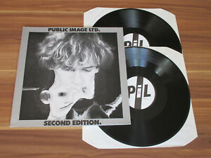 Public Image Ltd. - Second Edition/2lp Germany Virgin Records 1979/Comme neuf -