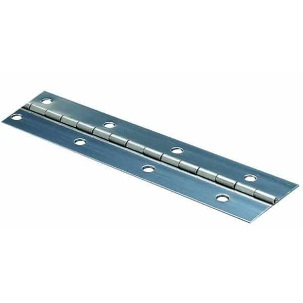 2 X6´ SS Stainless Steel Continuous Piano Hinge