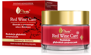 AVA Red Wine Care krem na dzień/ Day cream with extract from red wine