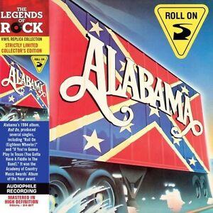 Alabama-Roll-on-New-CD-Ltd-Ed-Mini-LP-Sleeve-Rmst-Collector-039-s-Ed