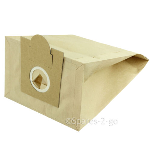 10 x Bags for BOSCH SIEMENS Vacuum Cleaner Hoover Bag Optima BBS52 BBS55 BBS58
