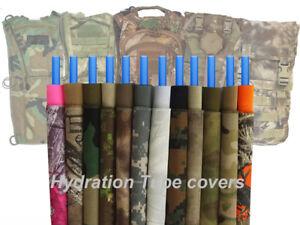 Hydration Tube Cover OD Green  ..for Camelbak Military Ruck Sack tube Cover