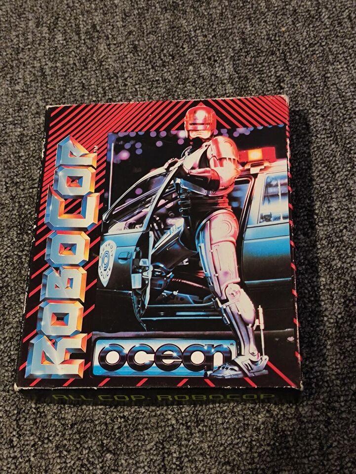 Robocop, Commodore 64