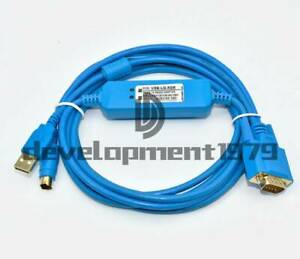 USB-LG-XGB For LG LS XBC XBM K7M Series PLC Programming Cable USB-LG Adapter