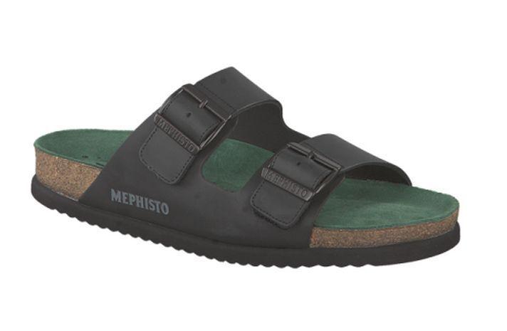 Billig hohe Qualität Mephisto Cedar Herren-Sandale