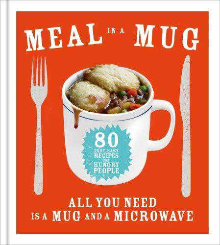 1 of 1 - Meal in a Mug: 80 fast, easy recipes for hungry p... by Smart, Denise 0091958113