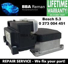 Saab 9-5 9-3 Bosch 5.3 ABS 0273004451 Repair Service