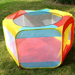 Folding-Portable-Playpen-Baby-Play-Yard-With-Travel-Bag-Indoor-Outdoor-Safety-BP