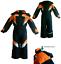 Neige-Overall-Neige-Costume-Hiver-Costume-Combinaison-De-Ski-Enfants-Skioverall-Neige miniature 16
