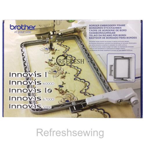"Brother Border Frame 7/""x5/"" Fits 800e V3 V5 V7 XV Sewing /& Embroidery Machine BF2"