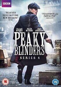 PEAKY-BLINDERS-series-season-4-new-DVD-Region-2-QUICK-DISPATCH