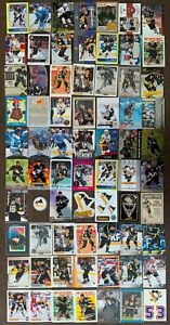 PITTSBURGH-PENGUINS-Lot-of-70-INSERT-cards