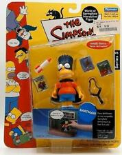 The Simpsons World of Springfield Figurine Série 5 Bartman 2001 Playmates