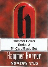 Hammer Horror Series 2: 54 Card Basic/Base Set (Strictly Ink)